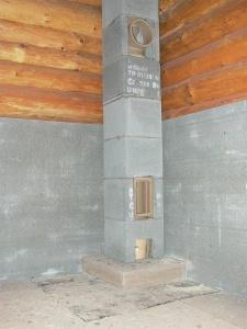 Stavba komína